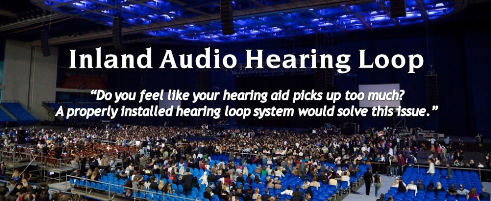 Inland Audio Hearing Loop